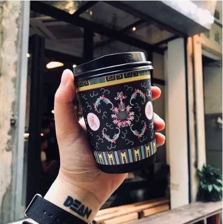 Halfway Coffee, Sheung Wan, Hong Kong.