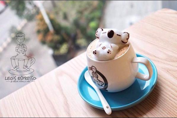 Leo's Espresso, Admiralty, Hong Kong